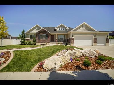 Clinton Single Family Home Under Contract: 3536 W 2300 N