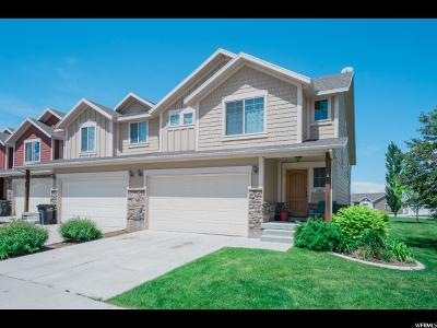 Hyrum Townhouse For Sale: 348 S 1285 E