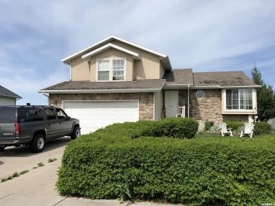 Syracuse Single Family Home Under Contract: 1530 S 1525 W