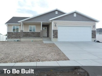 Tremonton Single Family Home For Sale: 419 W 450 S