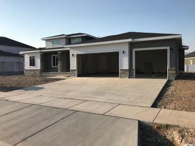 Spanish Fork Single Family Home For Sale: 2751 E 80 S #DREXEL