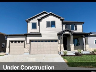 Eagle Mountain Single Family Home For Sale: 7431 N Harvest Crop Dr E