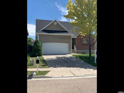 Clearfield Single Family Home For Sale: 2525 S 125 E