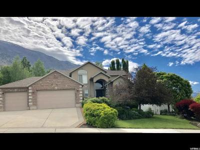 Cedar Hills Single Family Home Under Contract: 9436 N 3830 W