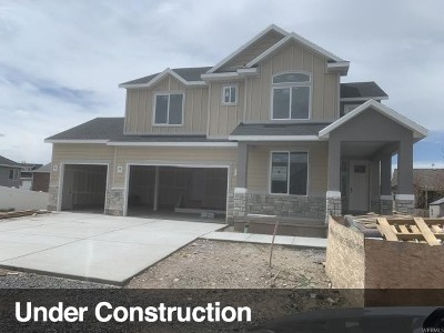 Lehi Single Family Home For Sale: 288 S 1300 W
