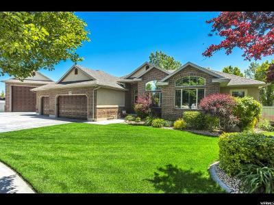Riverton Single Family Home Under Contract: 3816 W Casey Cv