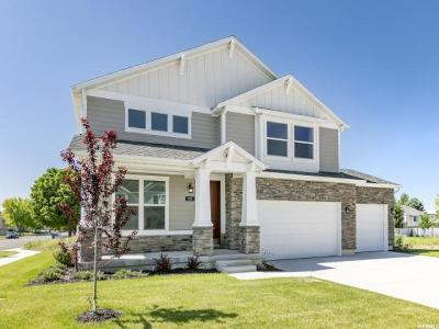 Orem Single Family Home Under Contract: 873 W 1840 N
