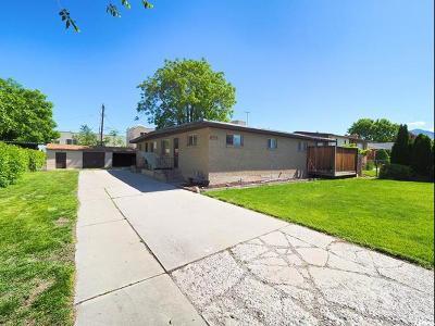 Salt Lake City Multi Family Home For Sale: 325 E Baird Cir