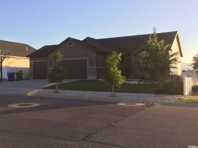 Tooele Single Family Home For Sale: 2117 N 220 W