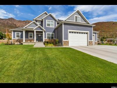 North Ogden Single Family Home For Sale: 1282 E 2725 N