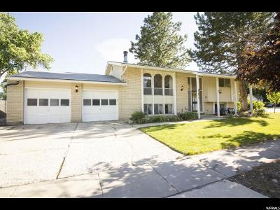 Riverdale Single Family Home Under Contract: 1273 W 5100 S