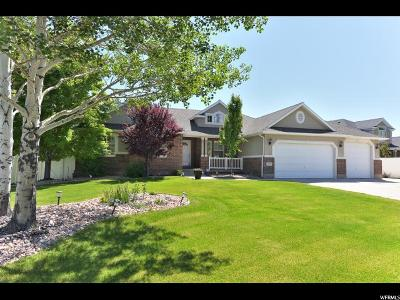 Riverton Single Family Home Under Contract: 11927 S Oxford Farms Dr. W