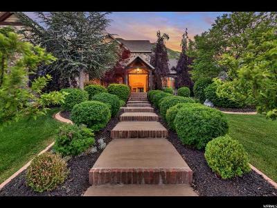Draper Single Family Home For Sale: 706 Draper Heights Way E