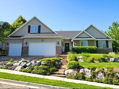 Draper Single Family Home For Sale: 1382 E Annie Lace Way