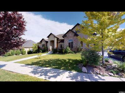 Saratoga Springs Single Family Home For Sale: 513 W Andrews Ln