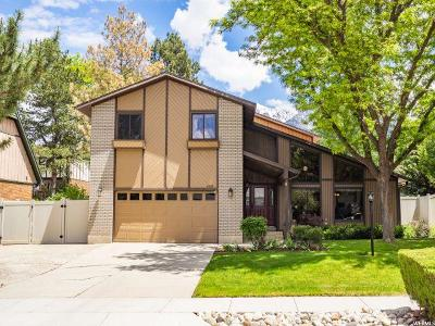 Sandy Single Family Home For Sale: 8559 S Taos Cir