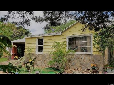 Brigham City Single Family Home For Sale: 455 S 500 W
