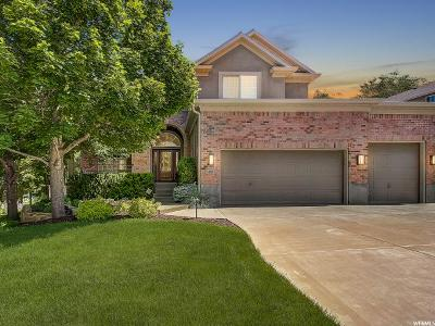 Draper Single Family Home Under Contract: 14039 S New Saddle Rd