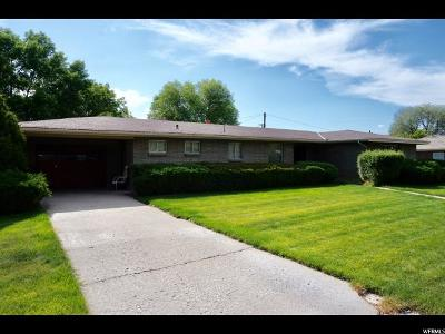 Spanish Fork Single Family Home Under Contract: 209 N 500 E