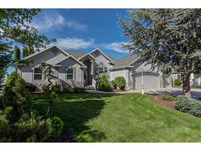 Cedar Hills Single Family Home Under Contract: 3867 W Valley View Dr