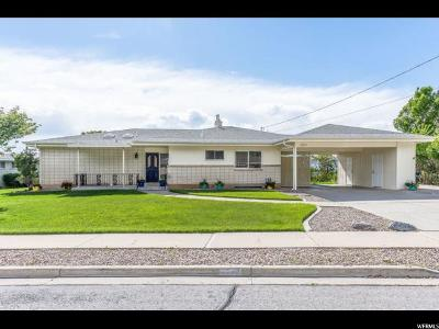 Provo Single Family Home Under Contract: 3323 N 175 E