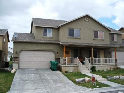Layton Townhouse Under Contract: 20 W Belvedere Way N
