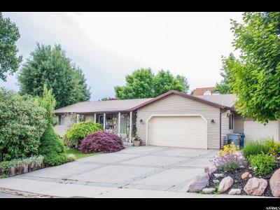 Pleasant Grove Single Family Home For Sale: 1175 E 200 N