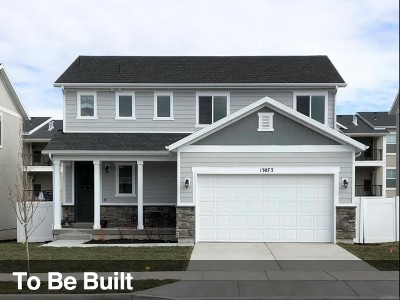 Herriman Single Family Home For Sale: 13026 Bilston Ln W #22