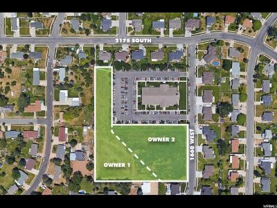 Davis County Residential Lots & Land For Sale: 2228 S 1660 W
