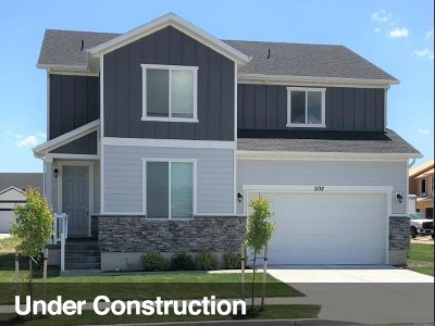 Herriman Single Family Home For Sale: 5077 W Blythswood Ln S #62