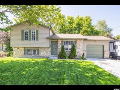 Sandy Single Family Home Under Contract: 22 E 8640 S
