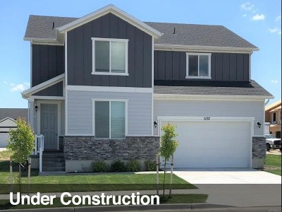 Herriman Single Family Home For Sale: 13137 S Acklins Dr W #68