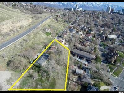 Salt Lake City Residential Lots & Land For Sale: 739 N West Capitol
