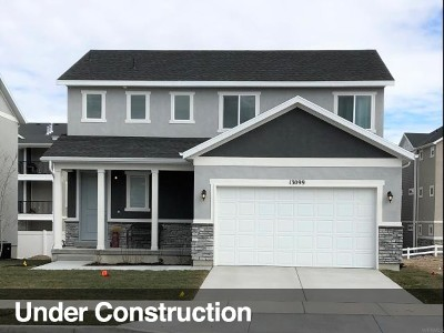 Herriman Single Family Home Under Contract: 13123 S Acklins Dr #69