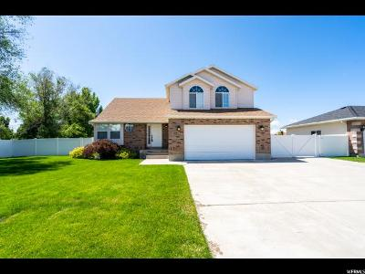 American Fork UT Single Family Home Under Contract: $374,900