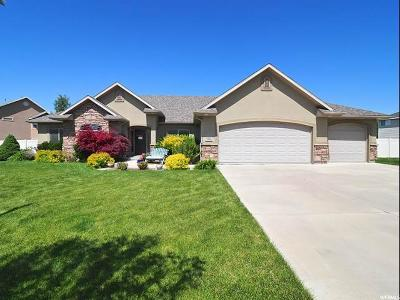 Farmington Single Family Home Under Contract: 1986 W Lonestar Dr N