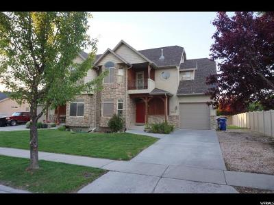 Spanish Fork Single Family Home Under Contract: 2047 E 1850 S
