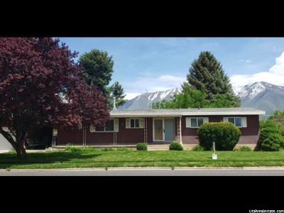 Spanish Fork Single Family Home Under Contract: 393 S 800 E