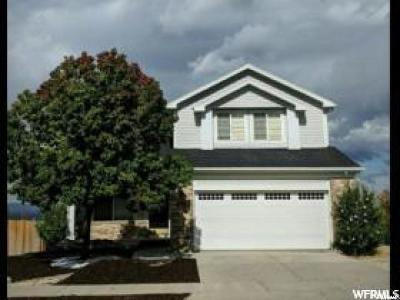 Draper Single Family Home Under Contract: 239 E Wayfield Dr
