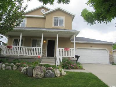 Herriman Single Family Home For Sale: 5381 W Morning Blush