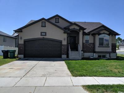 Clearfield Single Family Home For Sale: 1115 S 1425 W