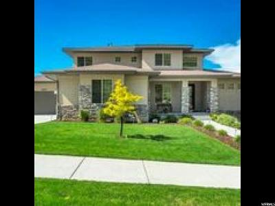 Herriman Single Family Home Under Contract: 6088 W Herriman View Way S