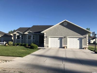Preston Single Family Home For Sale: 550 Aspen Cir