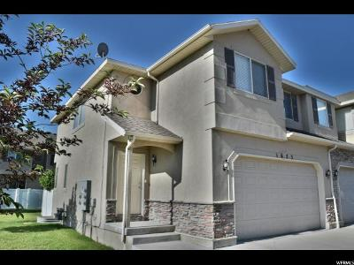 Riverton Townhouse Under Contract: 1653 W Madison View Dr