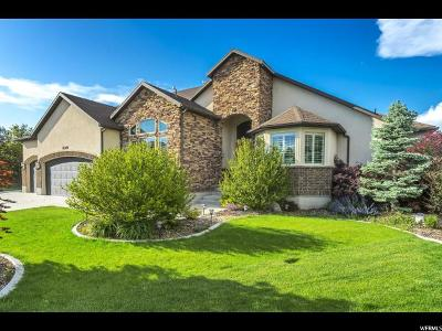 Riverton Single Family Home For Sale: 12309 S Emery Forest Ct W