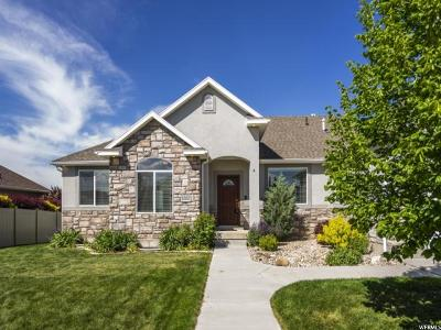 Santaquin Single Family Home For Sale: 1314 Trailside Dr