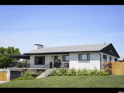 Holladay Single Family Home Under Contract: 2119 E Terra Linda Dr