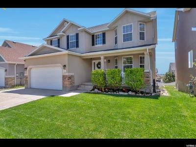 West Jordan Single Family Home Under Contract: 7451 S Sunset Maple Dr W