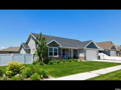 Spanish Fork Single Family Home Under Contract: 484 S 2430 E