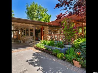 Holladay Single Family Home For Sale: 2455 E Kentucky